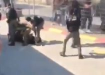 פיגוע דקירה: מחבלת ניסתה לדקור במחסום א-זעיים