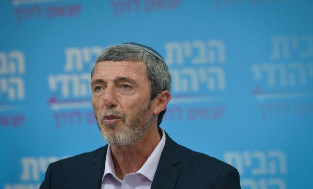 """הרב רפי הציע לחרדים: הקמת גוש של 21 ח""""כים"""
