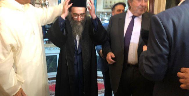 הרב יאשיהו פינטו מונה לאבי אבות בתי הדין במרוקו