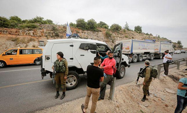 13 פצועים בתאונת דרכים קשה בהר חברון