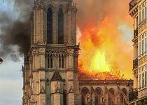 מקרון מרגיע: קתדרלת נוטרדאם תחודש תוך 5 שנים