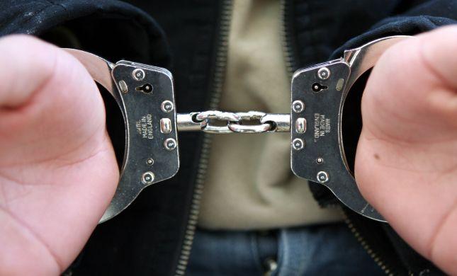 נעצר על עבירת תנועה ונתפס עם סמים מסוכנים