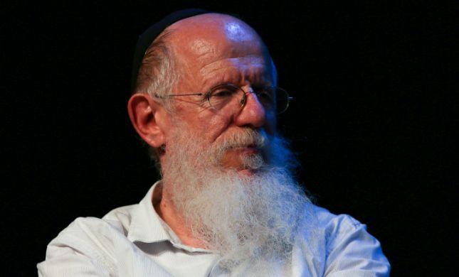 """הרב יעקב מדן סופד לתלמידו זכריה באומל הי""""ד"""