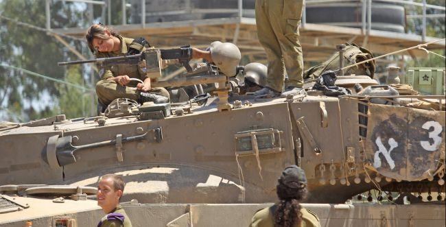 """סופית: צה""""ל החליט לא לשלב לוחמות בטנק"""