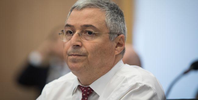 """מנכ""""ל בנק הפועלים פורש לאחר 40 שנה בבנק"""
