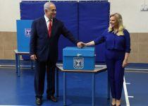 """נתניהו הצביע: """"זו פעולה קדושה ומהות הדמוקרטיה"""""""