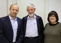 פרס ישראל למפעל חיים: למייסדי 'זכרון מנחם'