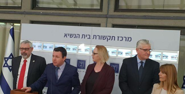 """ללא תוצאות: הסתיים מו""""מ בין הליכוד לישראל ביתנו"""