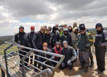 חול המועד פסח: אלפי מטיילים בגוש עציון