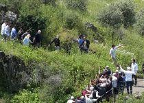 """""""כאחד האדם"""": ראש הממשלה יצא לטייל בגולן"""