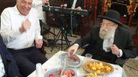 חדשות המגזר, חדשות קורה עכשיו במגזר, מבזקים גלרייה: הקבלת פני רבו עם רבה של ירושלים