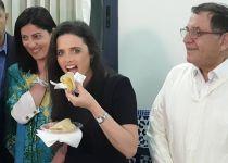 נשארת בפוליטיקה: איילת שקד בסיבוב מימונה