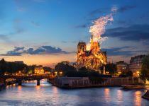 בעקבות השריפה בצרפת: מקרון יכנס דיון חירום