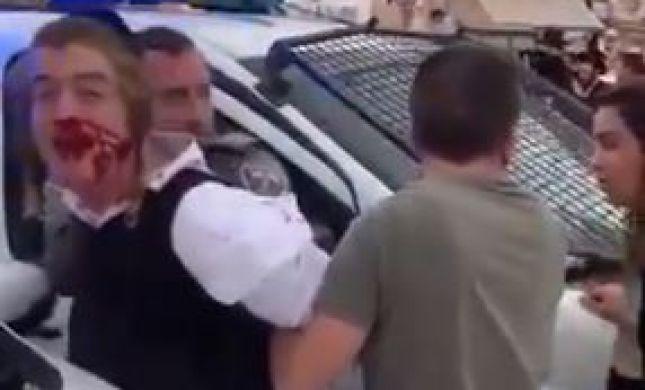 """""""תקיפת הילד מבחילה ובלתי אנושית- להדיח את השוטר"""""""