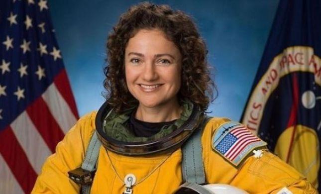 תיעוד: כך האסטרונאוטית חוגגת את חנוכה בחלל