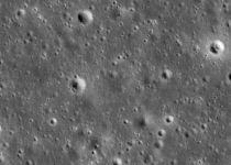 """צפו: כך נראית הפגיעה של החללית """"בראשית"""" בירח"""
