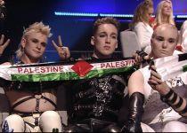 המחאה והעונש: האם איסלנד תושעה מהאירוויזיון?