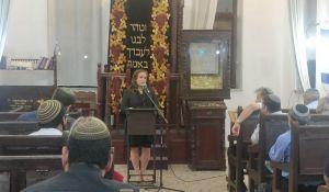 """חדשות המגזר, חדשות קורה עכשיו במגזר, מבזקים הרב פרץ במפגש הבית היהודי: """"פנינו אל כל הציונות הדתית"""""""