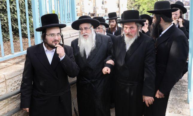 הרבנים החרדים אישרו את פשרת נתניהו לחוק הגיוס
