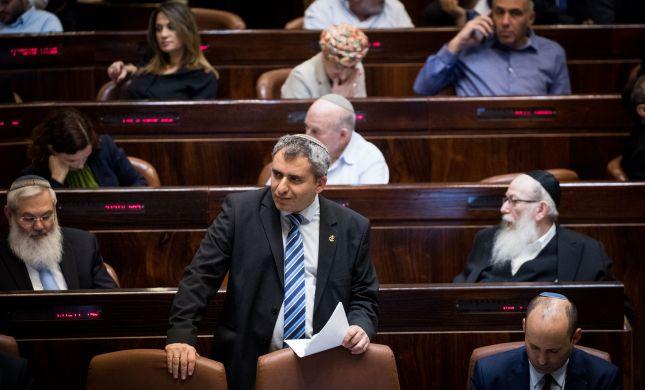 אלקין:היינו צריכים להתעקש על ירושלים ולהקת שלוה