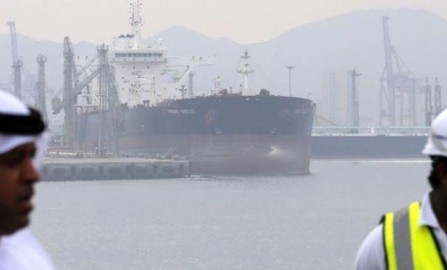 """סעודיה: שתי מיכליות נפט נפגעו ב""""מתקפת חבלה"""""""