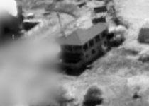 צפו • לפני ואחרי: חיל האוויר מפציץ יעדי טרור בעזה