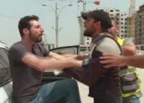 עיתונאי של 'כאן 11' הותקף באלימות. צפו