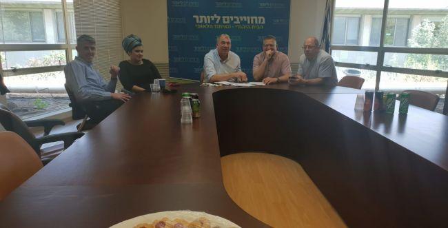 הבית היהודי: בלי פריימריז, עם האיחוד הלאומי