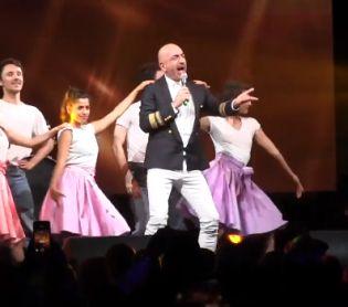 ויראלי ענק: כשנציגי האירוויזיון החליטו לשיר בעברית. צפו