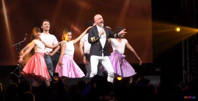 ענק: כשנציגי האירוויזיון החליטו לשיר בעברית. צפו