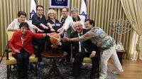 חדשות ספורט, ספורט נשיא המדינה ריבלין אירח את חלוצות כדורסל הנשים