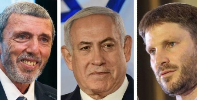 נתניהו זימן את הבית היהודי איחוד לאומי לפגישה דרמטית