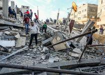 260 יעדי טרור הושמדו, שני מחבלים חוסלו