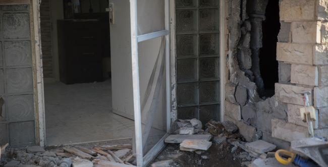 בן 60 נהרג מפגיעה ישירה של רקטה באשקלון