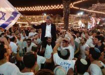 תל אביב לבשה חג: הרב פרץ חגג עצמאות בכיכר רבין. צפו