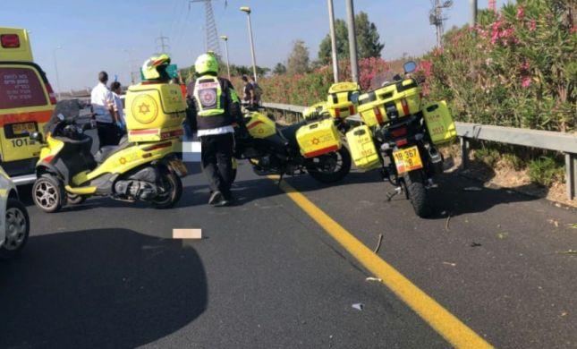 בן 70 נהרג בתאונת פגע וברח ליד תל ערד