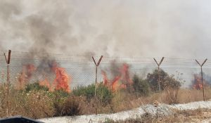 חדשות, חדשות צבא ובטחון, מבזקים מטורף: שריפות משתוללות ב- 14 מוקדים במקביל