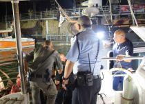 הדרמה הלילית בכנרת: צפו בתיעוד רגעי החילוץ