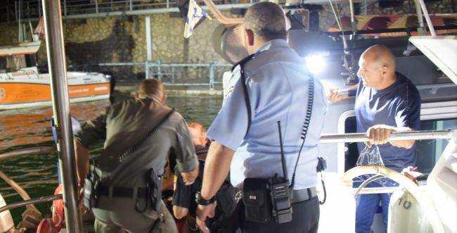 חדרה: מחבל ניסה לדקור שוטר ונורה בפלג גוף תחתון