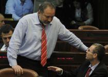 """לוין חשף את דרישות ישראל ביתנו; ליברמן: """"שקרן"""""""