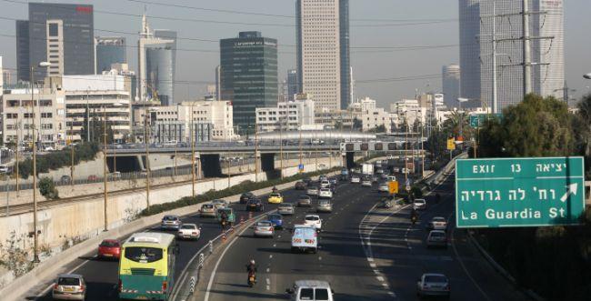 """שבוע האירוויזיון: אלה הכבישים שיחסמו בת""""א"""
