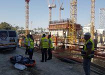 מכת מדינה: תוך שעה- שני פועלים נהרגו באתרי בניה