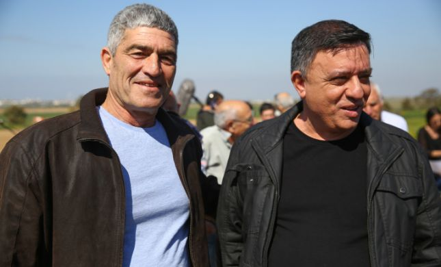 גבאי ורוסו קיבלו הצעה להצטרף לממשלת נתניהו