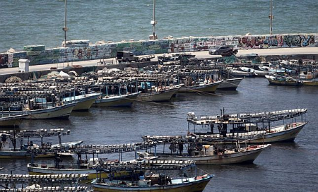 ישראל הודיעה: הגדלנו את מרחב הדייג ברצועת עזה
