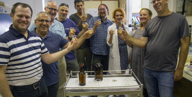 מטורף: חוקרים ייצרו בירה משמרים מתקופת המקרא