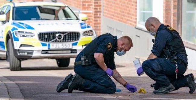 פיגוע הדקירה בשוודיה: החשוד המוסלמי נתפס