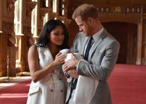 מזל טוב: תמונות ראשונות לתינוק של הארי ומייגן