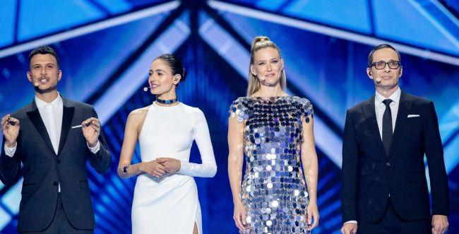 כמה כסף יקבלו ארבעת מנחי האירוויזיון?