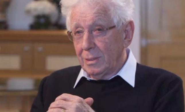 המיליארדר ניצול השואה מכר הכל ועולה לארץ | צפו: