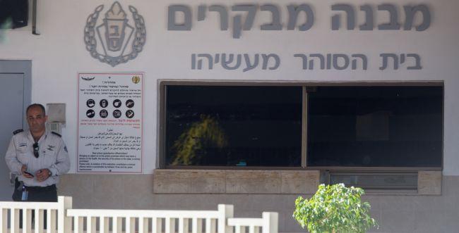 שוב: אלמונים ירו לעבר בית הסוהר מעשיהו ברמלה